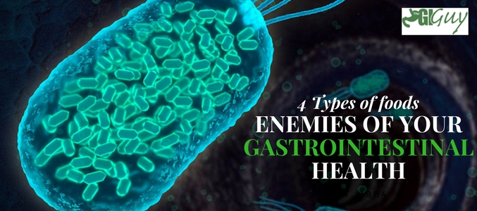 4 Types Of Foods That Are Enemies Of Your Gastrointestinal